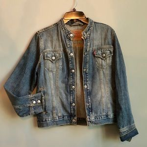 Levi's 90s Vintage Denim Jacket